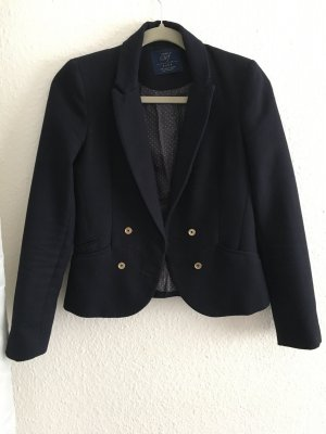 Business navy-black blazer