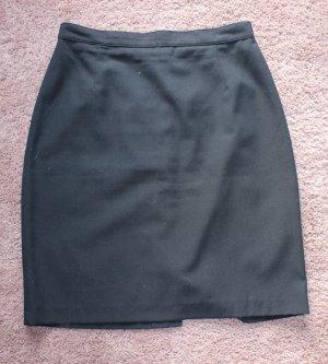 H&M Midi Skirt black