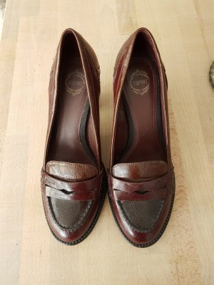 Esprit Scarpa business bordeaux-marrone-rosso