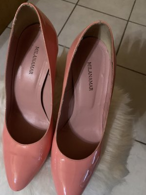 Zapatos formales rosa