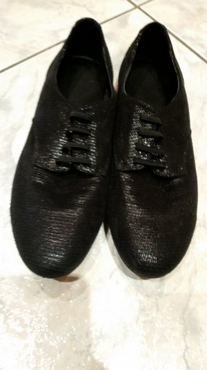 Business Schuhe schwarz/glanz Gr. 39