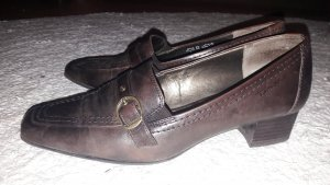 Tamaris Zapatos Informales marrón oscuro Cuero