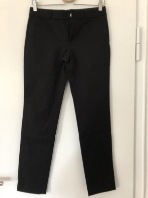 Banana Republic Pleated Trousers black