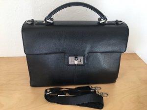 Leonhard Heyden Briefcase black