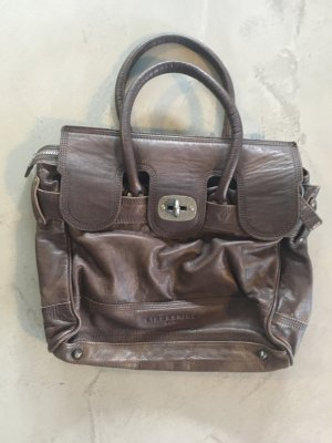 Liebeskind Berlin Carry Bag dark brown