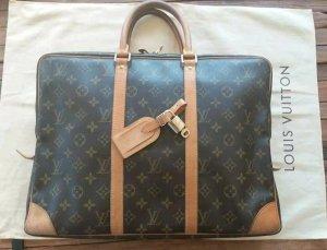 Business-Tasche Louis Vuitton Porte-Documents voyage, monogram canvas