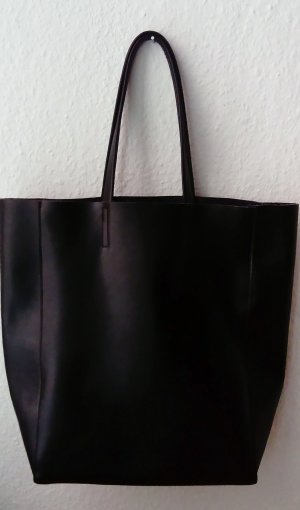 Minimum Tote black leather