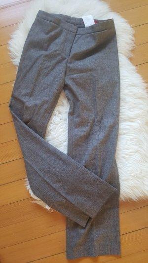 Business Tweed Hose von HUGO in Gr. 34 XS braun meliert