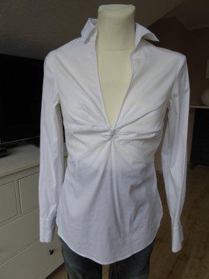 Business weiße Bluse von Esprit Gr. 36