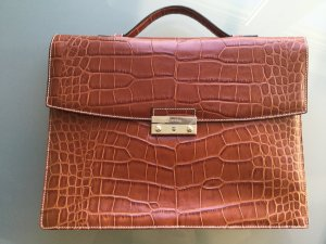 Picard Briefcase multicolored leather