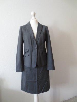 H&M Abito business grigio