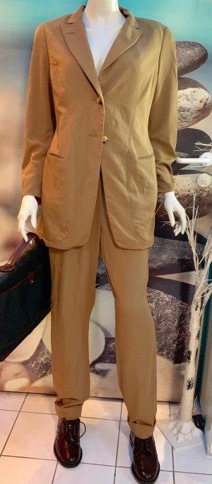 Jil Sander Traje de pantalón beige