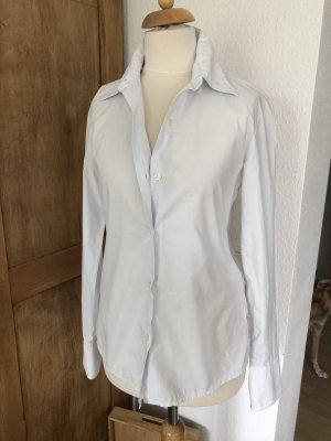 Businessbluse von Replay, hellblau, Bluse, Hemd