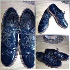 Rieker Chaussure Oxford multicolore