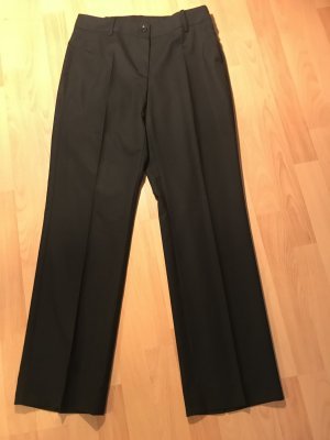 Rena Lange Woolen Trousers black