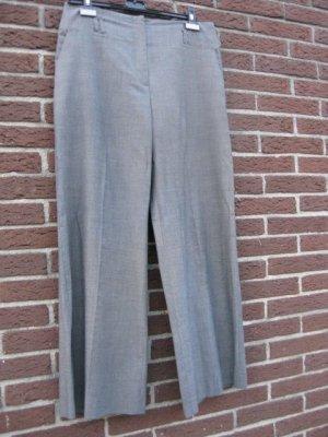 Businesshose von H&M  grau  Größe 42