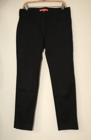 Mango Pleated Trousers black