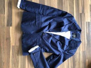 Orsay Chaqueta tipo blusa azul
