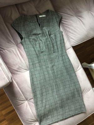 Mango Suit Sheath Dress grey-black