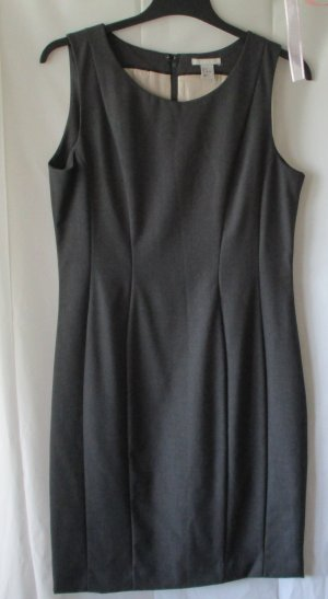 Businesskleid, grau, Gr. 44