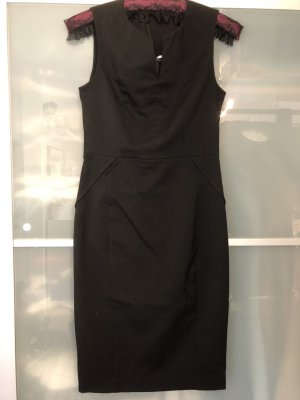 Businesskleid in Schwarz