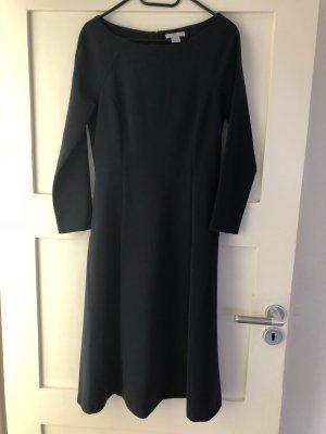 H&M Sheath Dress dark blue-blue