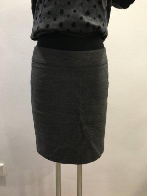 More & More Falda de tubo gris