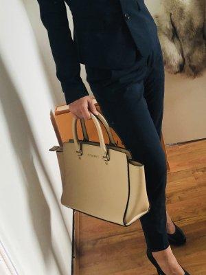 Businesstasche beige