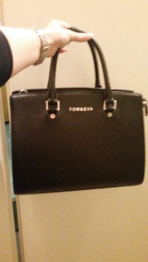 Businesstasche schwarz Tom & Eva