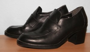 Bussiness Schuhe Halbschuhe Gr. 38 schwarz
