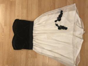 Bustier Kleid Tally Weijl mit Applikationen