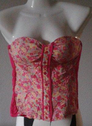 Bustier/Top, Gr.36 pink