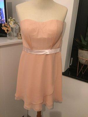 Laona Bustier Dress apricot