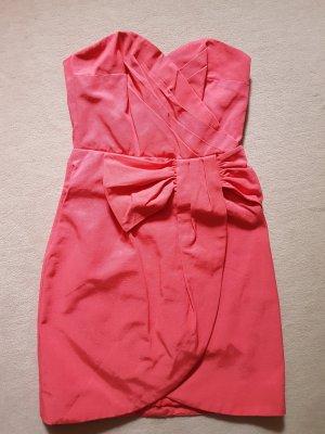 Bustierkleid mit Schleife