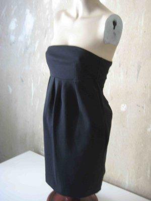 Bustierkleid von COS, schwarz - eleganter Look