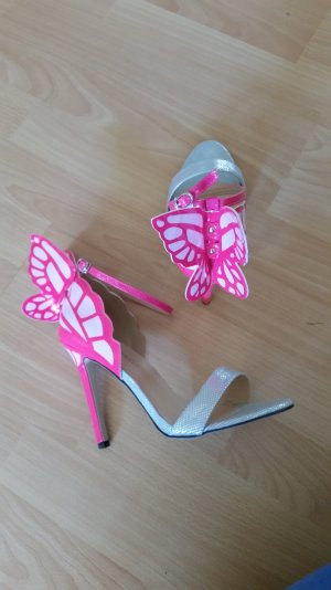 Butterfly High Heels Sexy Girly