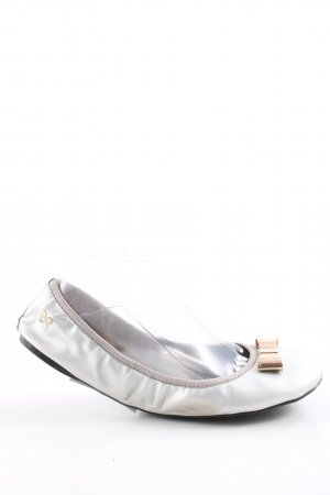 Butterfly twists Foldable Ballet Flats white casual look
