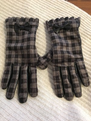Butterweiche Lammleder Handschuhe mit Wollinnenfutter
