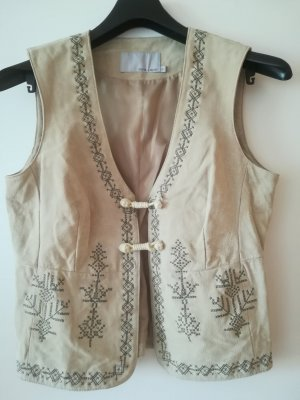 More & More Reversible Vest oatmeal