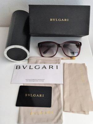 Bvlgari Butterfly Glasses bordeaux acetate