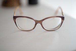 Bvlgari Glasses gold-colored-beige