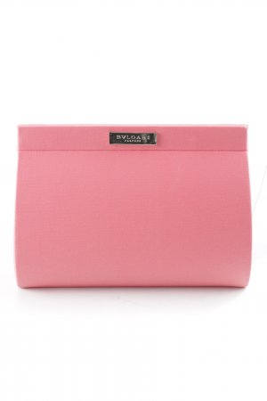 Bvlgari Clutch lachs Casual-Look
