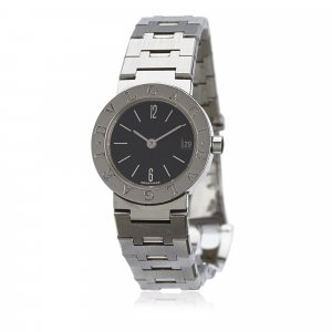 Bvlgari Diagono Stainless Steel Watch