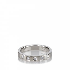 Bulgari Ring zilver Metaal