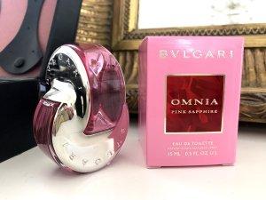bvlgari omnia pink sapphire 15ml ovp Parfum