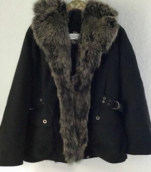 Brax Veste d'hiver noir-argenté