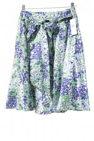 by Lysgaard Tellerrock florales Muster Casual-Look