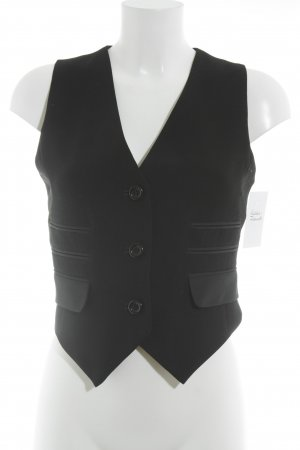 by Malene Birger Gilet nero stile professionale