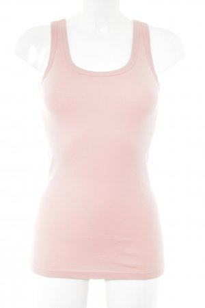 by Malene Birger Basic Top pink schlichter Stil