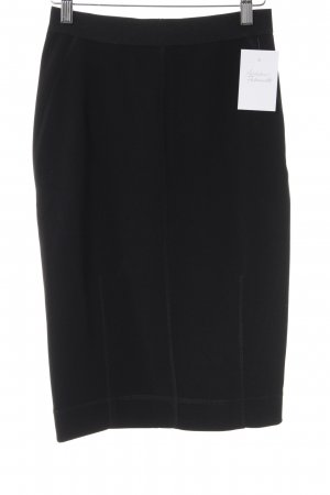 by Malene Birger Bleistiftrock schwarz Business-Look